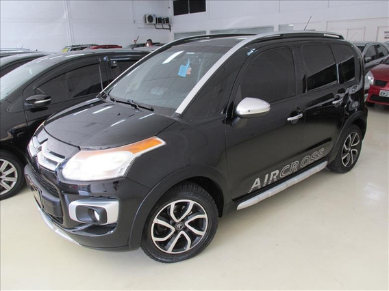 Citroën Aircross 1.6 Exclusive Atacama 16v