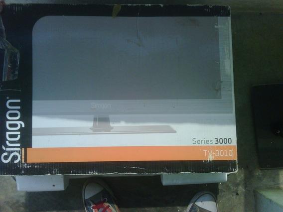 Tv Siragon 24 Con Control Remoto, Para Repuesto
