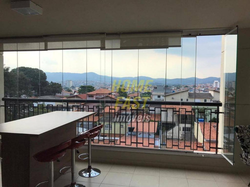 Apartamento Com 3 Dormitórios À Venda, 137 M² Por R$ 1.018.000,00 - Vila Rosália - Guarulhos/sp - Ap2396