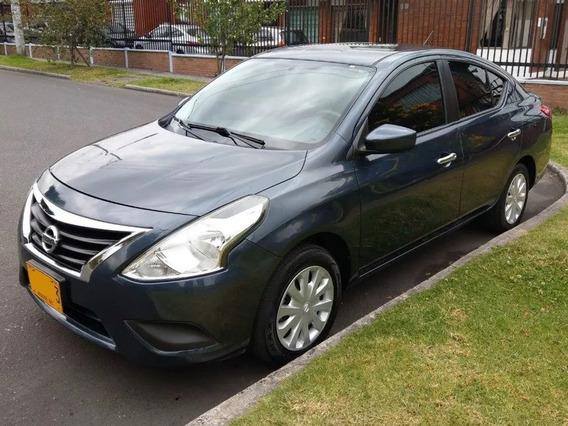 Nissan Versa 2016 Al Día $29.900.000 Negociables.