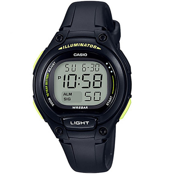 Relógio Casio Feminino Lw-203-1bvdf