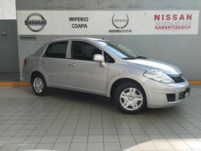 Nissan Tiida 1.8 Sense Sedan Mt 2015 Somos Agencia!!