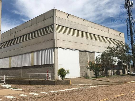 Galpão Para Alugar, 1160 M² Por R$ 18.600,00/mês - Cascata - Paulínia/sp - Ga0012
