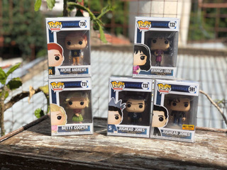 Funko Pop Riverdale Lote Archie Jughead Serpent Logde Betty