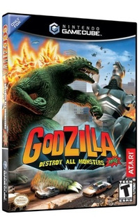 Godzilla: Destroy All Monsters Melee Up Shop