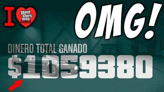 2 Millones Gta 5 Online Dinero Gta V Ps4