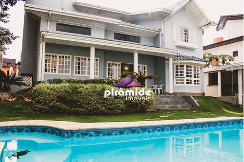 Casa À Venda, 450 M² Por R$ 1.900.000,00 - Jardim Aquarius - São José Dos Campos/sp - Ca4609
