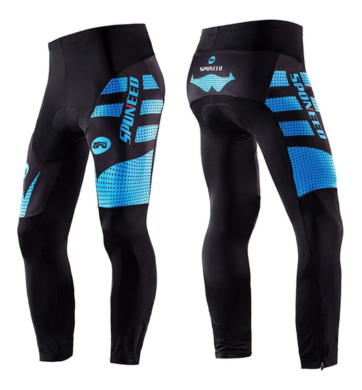Sponeed Bicycle Pants 4d Padded Road Cycling Leggins