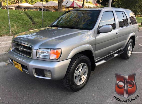 Nissan Pathfinder Se 2001 3.3 A/t