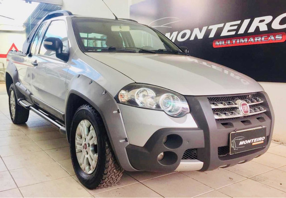 Fiat Strada Adventure Locker Ce Flex - Monteiro Multimarcas