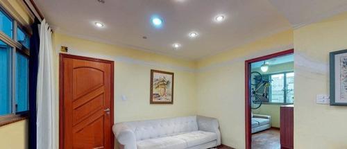 Imagem 1 de 16 de Apto No Brás Com 3 Dorms, 90m² - Ap14745