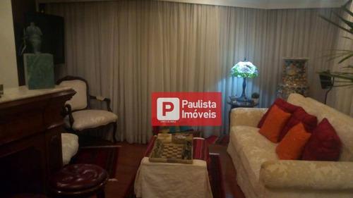 Apartamento Com 4 Dormitórios À Venda, 273 M² Por R$ 2.232.000 - Campo Belo - São Paulo/sp - Ap28495