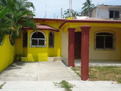 Se Vende Casa En Barra Navidad Mexico