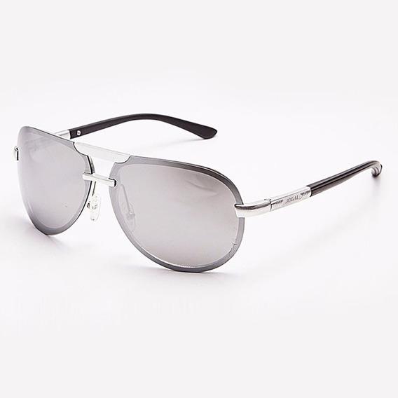 Óculos De Sol Aviador Masculino Polarizado Espelhado Oc6