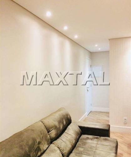 Lindo Apartamento Na Vila Amélia  - Mi80604