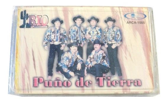 Conjunto Rio Grande Puño De Tierra Cassette Nuevo Astro R.