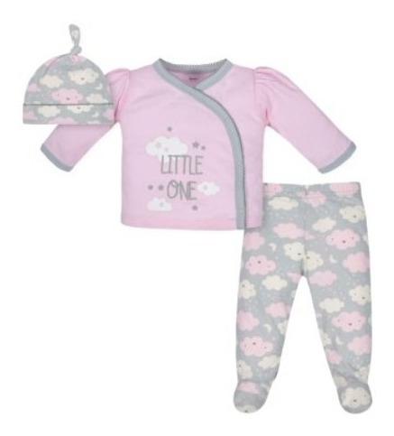 Pijamas De Bebes Monitos/niñas/