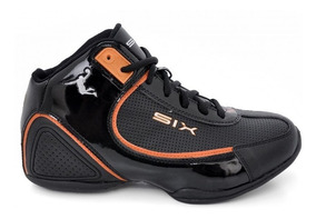 Tênis Masculino Six Street Basquete Charge Original Conforto