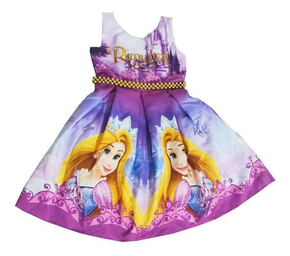 Vestidos Rapunzel