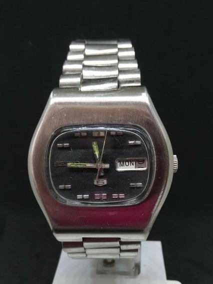 Relógio Seiko 5 Masculino T04162 Automático Webclock