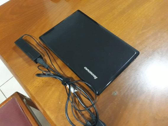 Notebook Lenovo G480 I3 4g 250gb