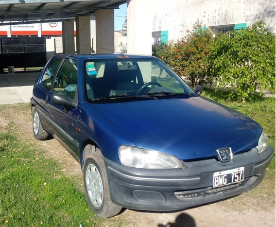 Peugeot 106 1.4 Xr 3 Puertas. Titulo Automtor, 08 Firmado.