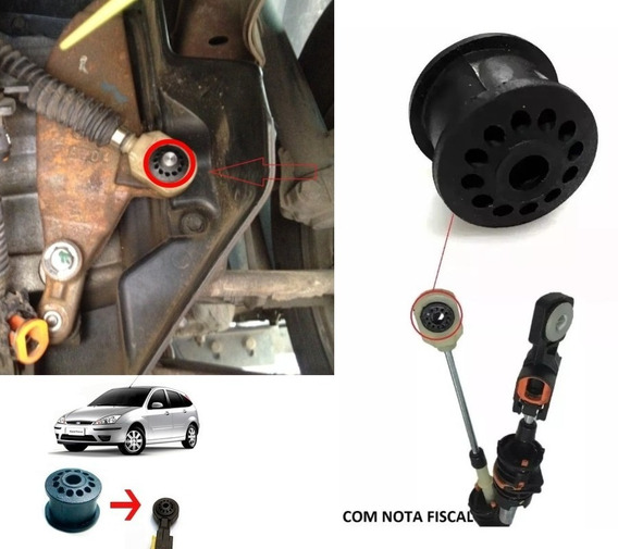 Bucha Do Cabo Alavanca Trambulador Fiesta Focus Ka Ecosport