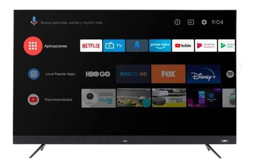 Televisor Kalley 65  Smart Bluetooth K-atv65uhds Android