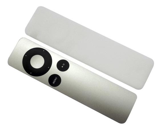 Capa Silicone Controle Remoto Tv Aplle Branco