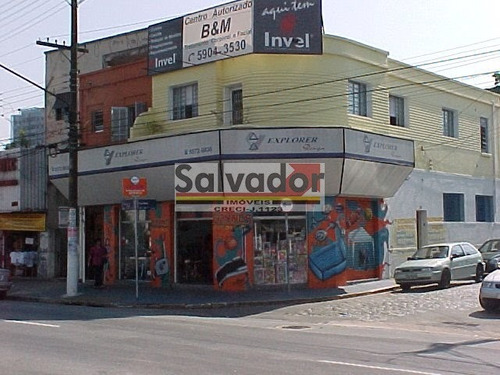 Imóvel Comercial Na Rua Berta - Vila Mariana - São Paulo - 8463