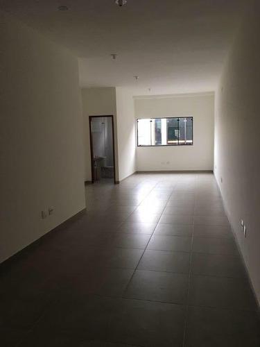 Imagem 1 de 30 de Sala Comercial Para Locação, Rudge Ramos, São Bernardo Do Campo. - Sa3742