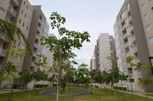 Imagem 1 de 30 de Apartamento À Venda, 69 M² Por R$ 425.000,00 - Residencial Premiere Morumbi - Paulínia/sp - Ap0562
