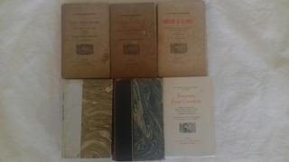 Lote Com 6 Livros Raros - Le Coffret Du Bibliophile