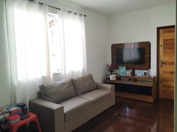 Apartamento Com Área Privativa Com 2 Quartos Para Comprar No Sagrada Família Em Belo Horizonte/mg - 2425