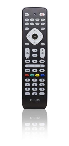Controle Universal Philips Srp2018 Tv Dvr Dvd Blu-ray Sat