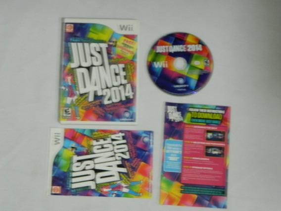 Just Dance 2014 - Original Nintendo Wii - Completa