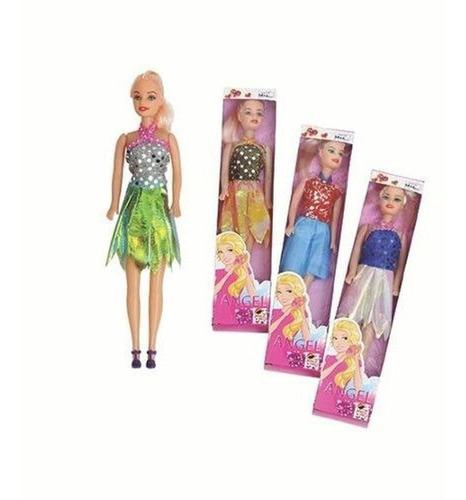 Imagem 1 de 2 de 5 Bonecas Magrela Barata Bonita Simples Na Caixa Oferta.