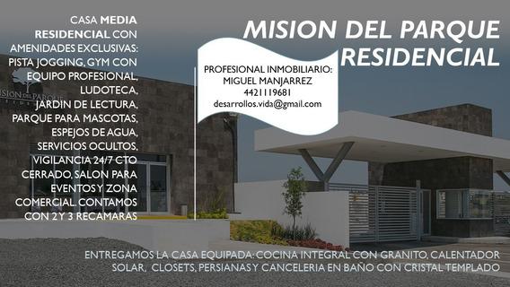 Casas De 2 Y 3 Recámaras