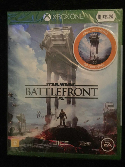Xone Star Wars Battlefront