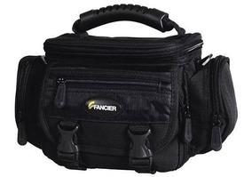 Bolsa Pequena Câmera Fotográfica Dslr Canon Nikon Sony Case