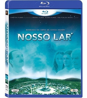 Nosso Lar - Blu-ray Original Lacrado