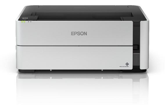 Impressora Epson Monocromática Ecotank M1180 1180 Wireless