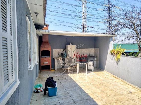 Casa Com 2 Dormitórios À Venda, 115 M² Por R$ 320.000,00 - Jardim Vista Linda - São Paulo/sp - Ca0923