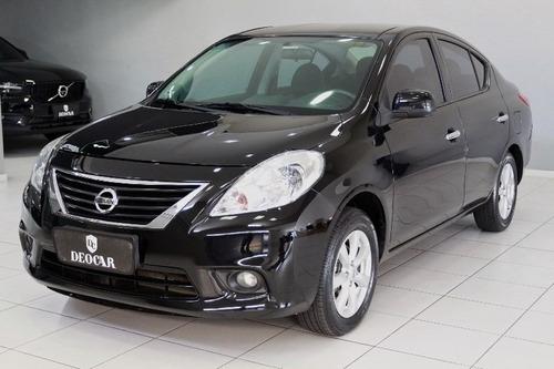 Nissan Versa 1.6 Sl Flex- 2013/2014
