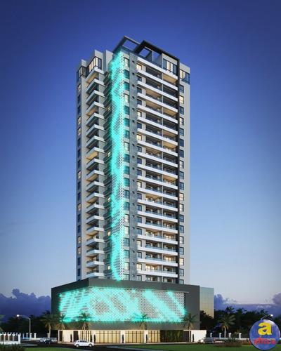 Imagem 1 de 6 de Apartamento 2 Suítes, 2 Vagas De Garagem No Perequê Em Porto Belo/sc - Imobiliária África - Ap00444 - 69741507