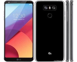 Celular Lg G6 4gb Ram 32gb Memoria 13mp+13mp Negro Tienda