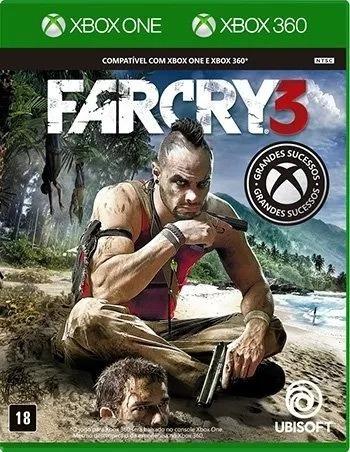 Far Cry 3 - Xbox Retrocompatível