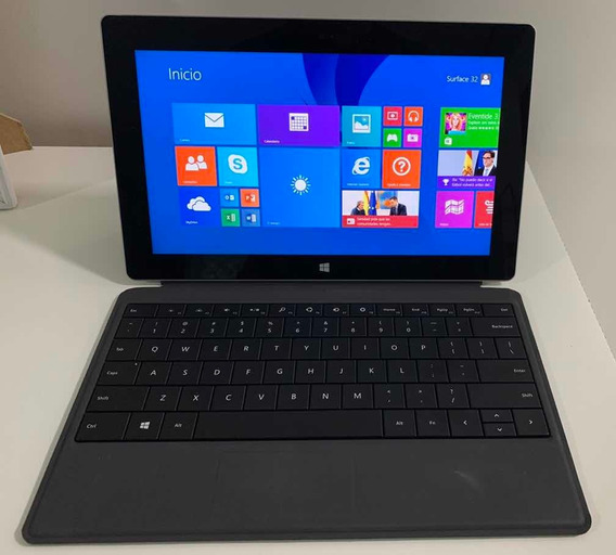 Microsoft Surface 32gb Windows Rt 8.1