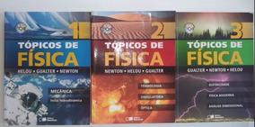 Tópicos De Física - Coleção Completa