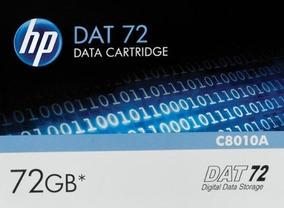 Fita Dat Hp C8010a, Dds-5, 170m, 72gb